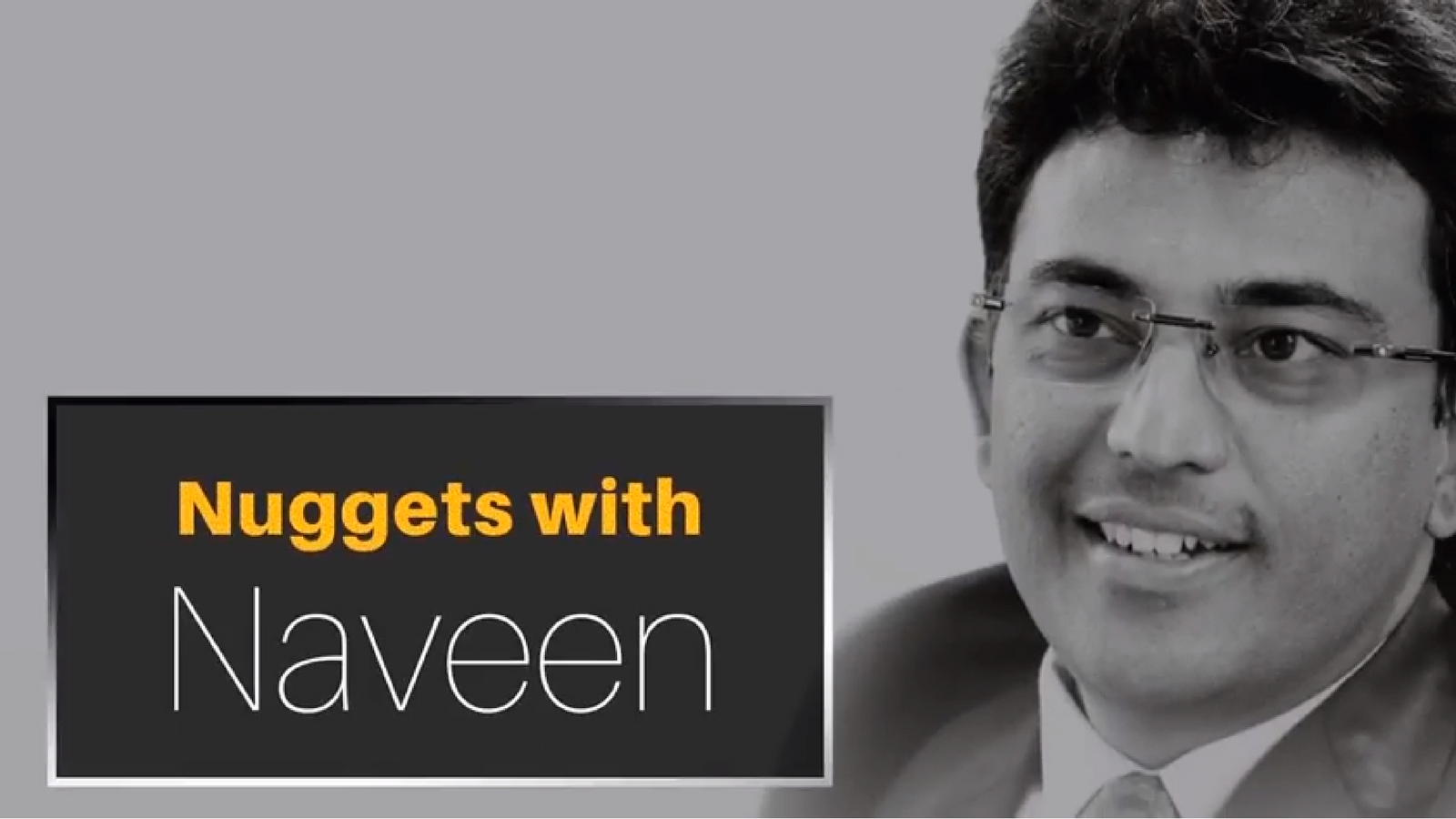 Nuggets with Naveen