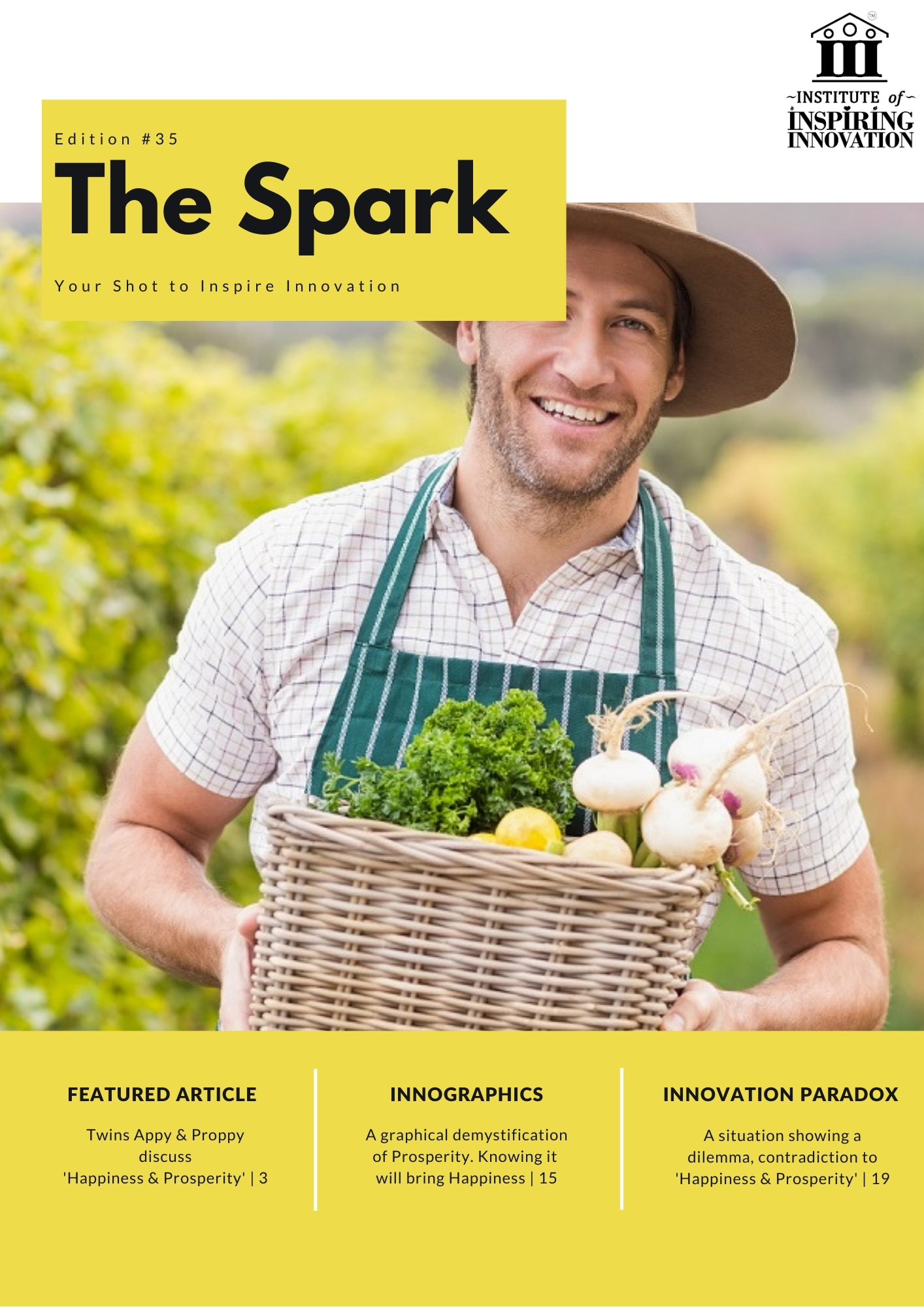 Spark 35 - Happiness & Prosperity